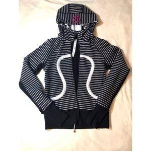 Lululemon scuba hoodie parallel stripe